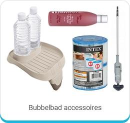 Bubbelbad accessoires