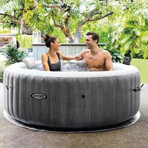 Intex greywood spa zwembad