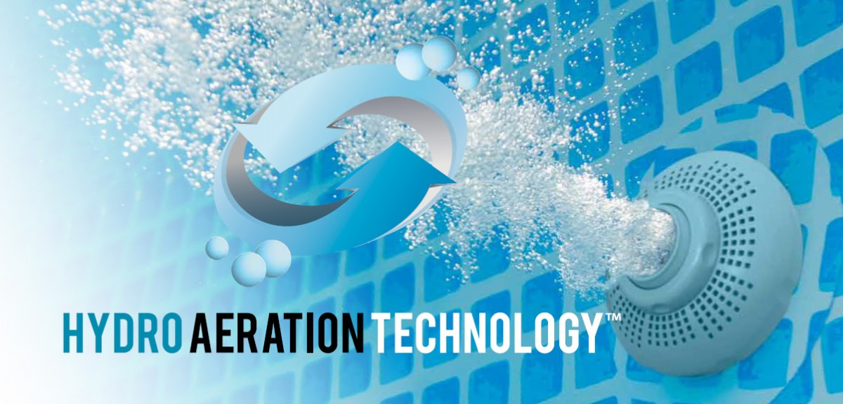 Intex hydro aeration technology