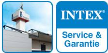 Intex klantenservice en garantie