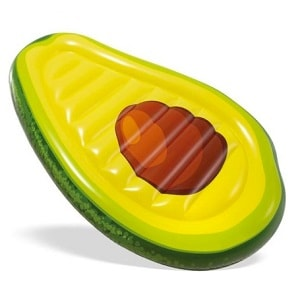 Opblaasbare Intex avocado