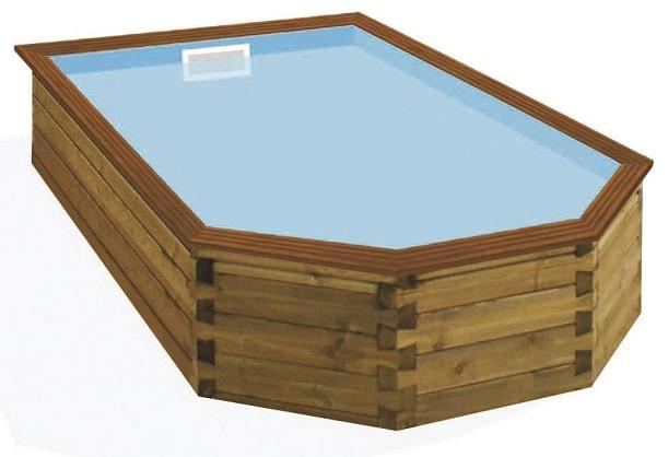 Verbazingwekkend Zwembad in kleine tuin, kan dat? YU-63
