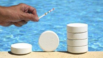 Alternatief voor chloor in zwembad
