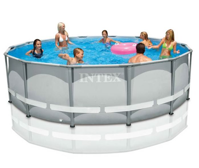 Ultra frame opzetzwembad