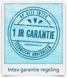 intex garantie