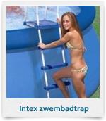 intex zwembadtrap
