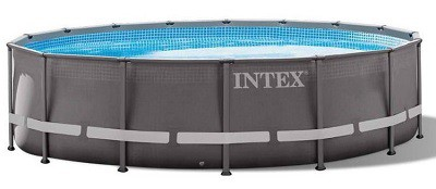 handleiding intex ultra frame pool