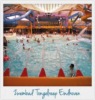 Binnenzwembaden Nederland